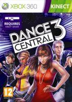 Microsoft XBox 360 hra Dance Central 3 /Kinect/