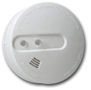 EVOLVEO bezdrátový detektor kouře a teploty pro Alarmex/Sonix, lze využít i samostatně
