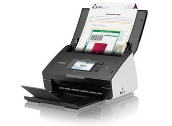 Brother ADS-2600W vysokorychlostní oboustranný skener dokumentů, dotykový LCD, ethernet, WiFi