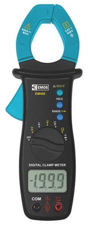 Emos multimetr klešťový EM400