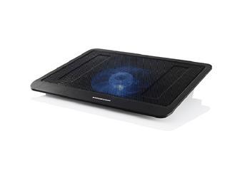 Modecom chladící podložka pod notebook MC-CF13 s větráčkem, pro notebooky do velikosti 14