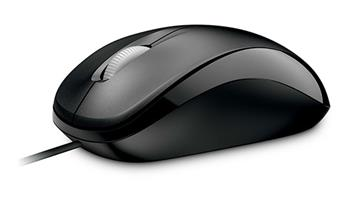 Compact Optical Mouse 500 Mac/Win Black