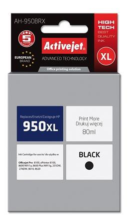 ActiveJet Ink cartridge HP CN045AE Premium 950XL Black - 80 ml AH-950BRX