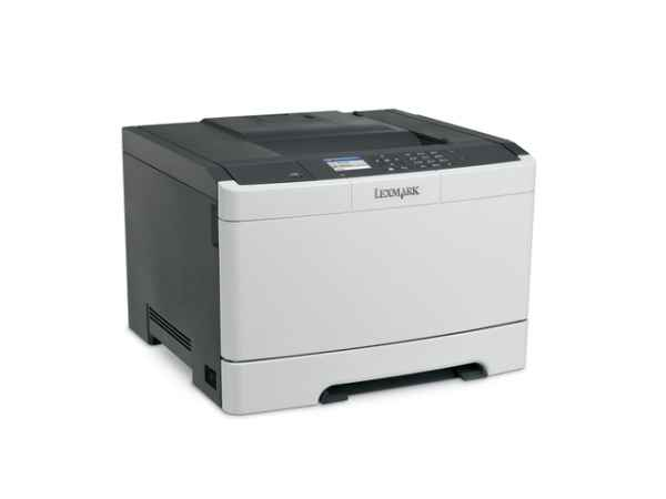 Lexmark CS410DN color laser 30/30ppm, síť, duplex