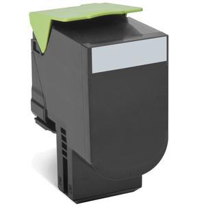 802K Black Return Program Toner Cartridge - 1 000 stran
