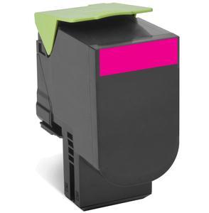 802M Magenta Return Program Toner Cartridge - 1 000 stran
