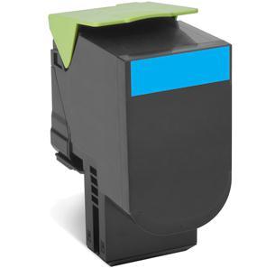 802SC Cyan Standard Yield Return Program Toner Cartridge - 2 000 stran