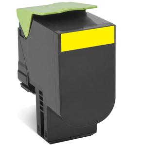 802SY Yellow Standard Yield Return Program Toner Cartridge - 2 000 stran