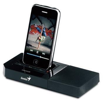 Genius repro SP-i500/ 2W/ iPhone docking repro