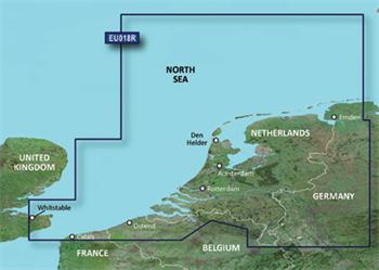 BlueChart G2 Vision - EU018R /Holandsko/ REGULAR