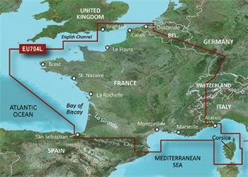 BlueChart G2 Vision - EU704L /Francúzko/ REGULAR
