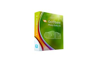 ACDSee Photo Editor 6 pro 1-4 uživatele