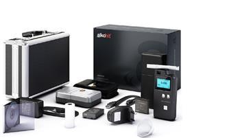 ALKOHIT X100 elektrochemický profesionální alkohol tester s tiskárnou