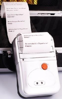 Bezdrátová tiskárna Alkohit D100