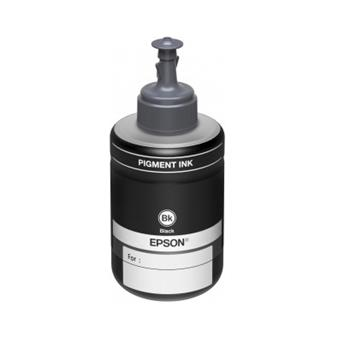 EPSON container T7741 black pigment ink (140ml - WF M100/105/200/L655)