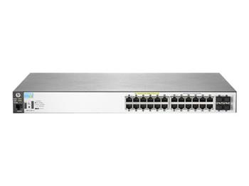 Aruba 2530-24G-PoE+ Switch - J9773A