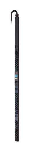 APC Rack PDU 2G AP8886, Metered, ZeroU, 22.0kW(32A), IEC 309 32A 3P->(30) C13 & (12) C19