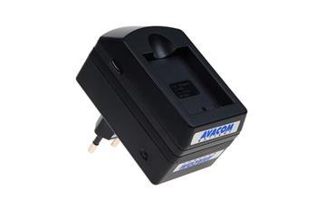 AVACOM nabíječka pro Li-ion akumulátor Panasonic CGA-S106E, DMW-BCF10, DMW-BCK7 - ACM158