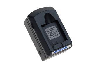 AVACOM nabíječka pro Li-ion akumulátor Samsung SLB-10A, SLB-11A; JVC BN-VH105 - ACM340