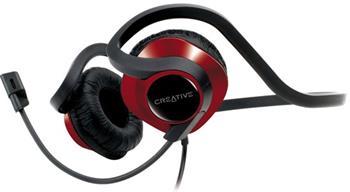 Creative HS-430 DRACO JUNIOR sluchátka s mikrofonem, konektor 3.5mm, herní