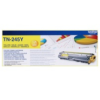 Brother - TN-245Y, yellow toner (až 2 200 stran)