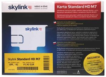 Skylink Standard HD M7 (Irdeto) karta