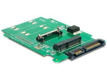 Delock adaptér SATA 22 pin na mSATA half size