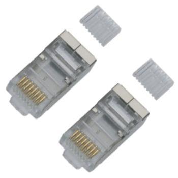 DATACOM Plug STP CAT6 8p8c- RJ45 drát - 100 pack