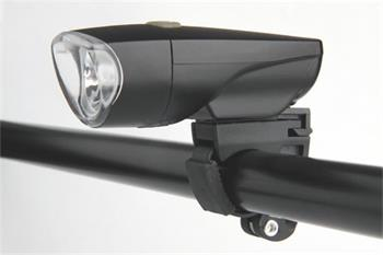 Emos LED cyklosvítilna XC-785, LED 1W, 3x AAA, přední