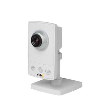 AXIS M1034-W, 2.8 mm Fixed lens, WiFi, PIR sensor, illumination LED, HDTV 720p / 1MP