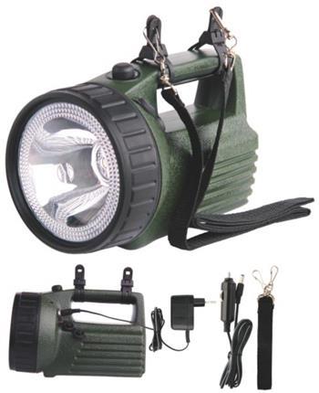 Emos LED svítilna nabíjecí 3810, 3W LED, voděodolná