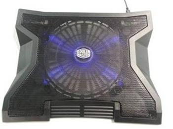Coolermaster chladicí ALU podstavec NotePal XL pro NTB 9-17