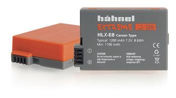 Hähnel EXTREME Li-Ion HLX-E8 - Canon LP-E8, 1200mAh, 7.2V, 8.6Wh