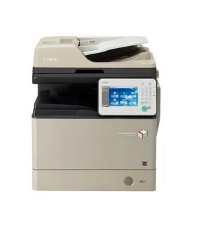 Canon iR ADVANCE 400i - PSC/A4/DADF/SEND/LAN/duplex/PCL/PS3/40ppm /550listů/max2300listů promo
