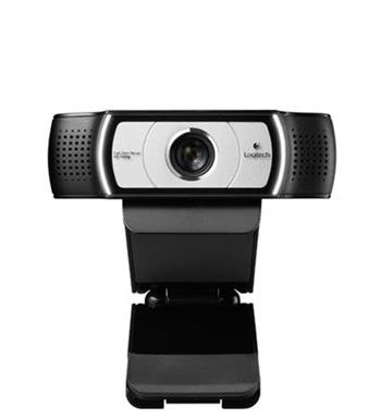 Logitech webkamera Full HD Webcam C930e, černá