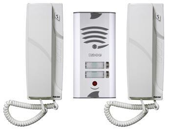 Emos audiotelefon TES 02, pro 2 účastníky