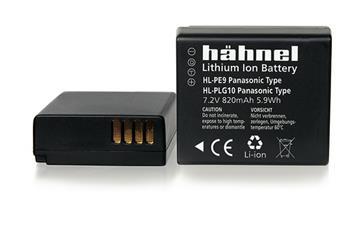 Hähnel HL-PLG10 Panasonic DMW-BLG10E, 820mAh, 5.9Wh, 7,2V