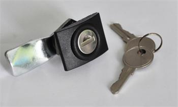 Zámek Z10 na klíč k venkovním rozvaděčům