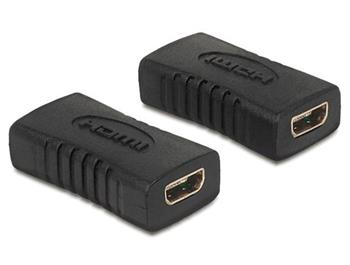 Delock adaptér HDMI micro D samice > HDMI micro D samice
