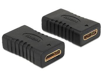 Delock adaptér HDMI mini C samice > HDMI mini C samice
