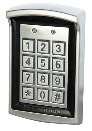 Emos kódová klávesnice DH16A-30DT s RF čtečkou