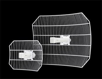 Ubiquiti AirGrid M5 HP, ant.23dBi (1xZářič,1xSíto,) MIMO 5GHz, AirMax Station, outdoor klient MIMO 5GHz