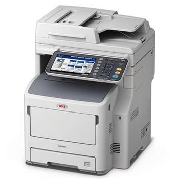 !! AKCE !! OKI MB760dnfax A4, 47 ppm 1200x1200 dpi, 160GB HDD, 2GB RAM, RADF, PCL, USB2.0, LAN (Print/Scan/Copy/Fax)