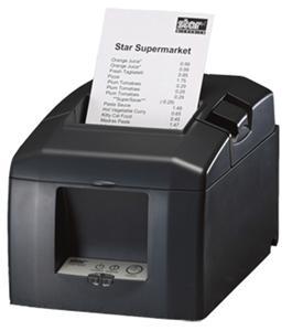 STAR TSP654C II - paralelní/řezačka/černá + Síťový zdroj Star Micronics PS60A-24B