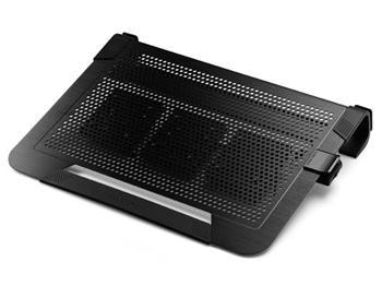Coolermaster chladicí ALU podstavec NotePal U3 PLUS pro NTB 15-19