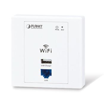 WNAP-W2200, ACCESS POINT 802.11B/G/N, 300MBPS, INTERNÍ ANTÉNY, WEB/SNMP, USB, POE