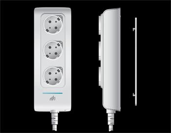 Ubiquiti mPower, mFi, 3-port Power (EU), Wifi