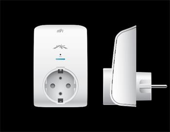 Ubiquiti mPower mini, mFi, 1-port Power (EU), Wifi