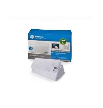 SAFESCAN-Registrační karty (25ks)