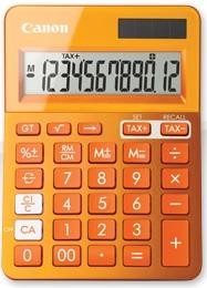 Canon kalkulačka LS-123K-MOR Orange